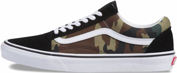Vans Woodland Camo Old Skool