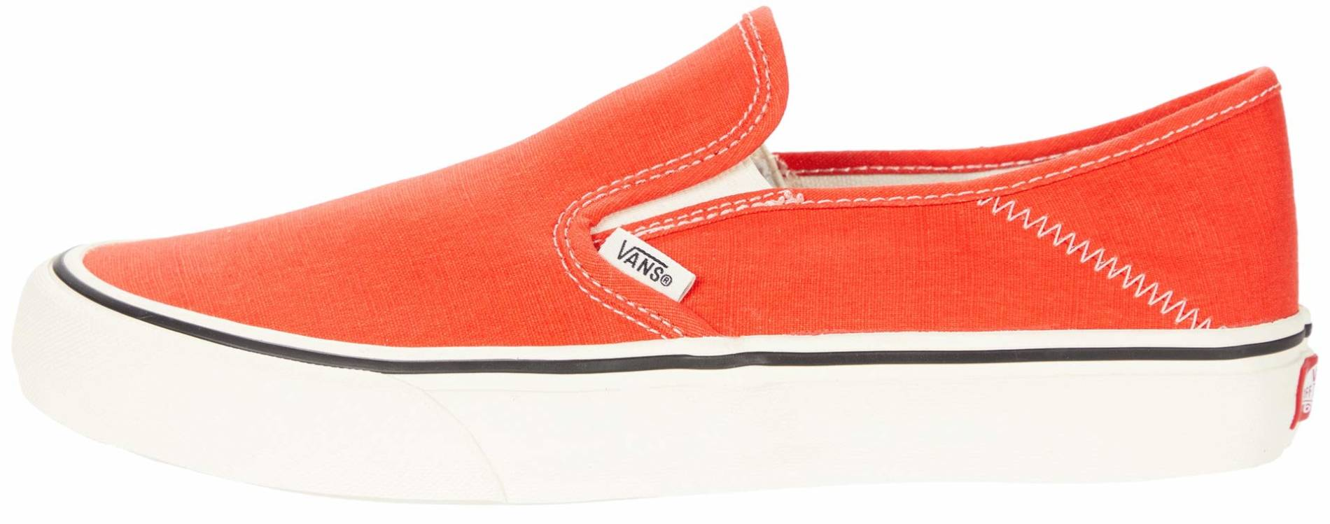 Only $50 + Review of Vans Slip-On SF