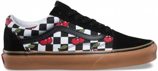 018e030063b 8 Reasons to NOT to Buy Vans Cherry Checker Old Skool (Apr 2019 ...