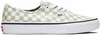 Vans Checkerboard Authentic Pro - Grey (VN000Q0DU13)
