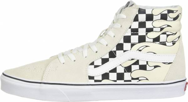 10 Reasons to NOT to Buy Vans Checker Flame SK8-Hi (Mar 2019 ... b8245e63005e