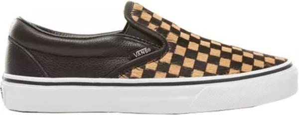 Vans Calf Hair Slip-On - Black