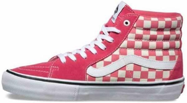 Vans Checkerboard SK8-Hi Pro