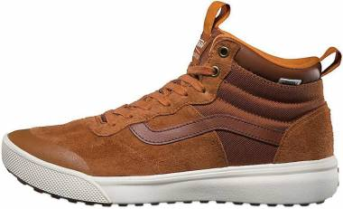 Vans UltraRange Hi - Brown (VN0A3MVSDX3)