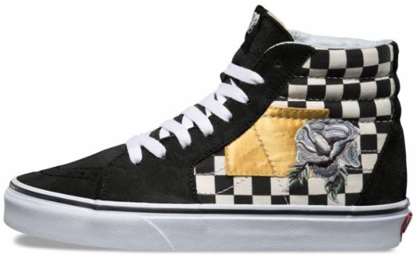 32e2eb139cd36f 12 Reasons to NOT to Buy Vans Satin Patchwork SK8-Hi (Apr 2019 ...