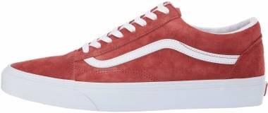 Vans Pig Suede Old Skool - Red