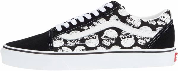 Vans Skulls Old Skool - Black (VN0A5AO95C2)