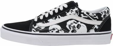 Vans Skulls Old Skool - Black (VN0A38G1H0B)