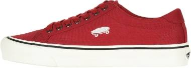 Vans Court Icon - Red