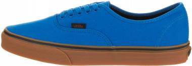 Vans Gum Authentic - Imperial Blue/Black