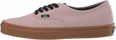 Vans Gum Authentic - Shadow Gray Prune