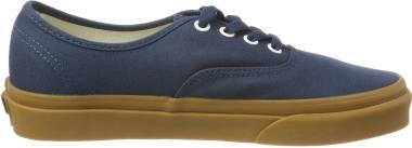 Vans Gum Authentic - Blau Blue Reflecting Pond Gum Q6o