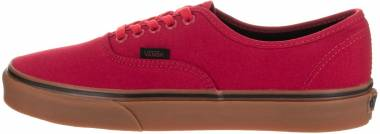 Vans Gum Authentic - Red