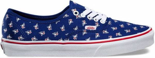Vans MLB Authentic Blue