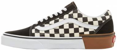 Vans Gum Block Old Skool - Grey (VA38G1U58)