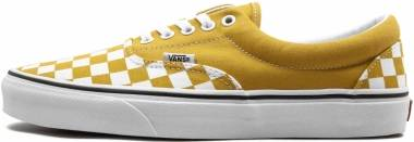 Vans Checkerboard Era - Yellow (VN0A38FRVLY1)