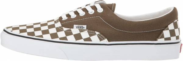 Vans Checkerboard Era - Beech True White