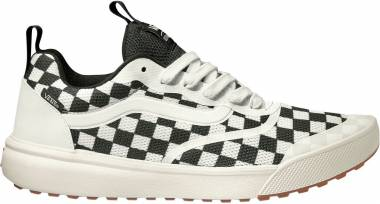Vans Checkerboard UltraRange Rapidweld - Marshmallow/Black