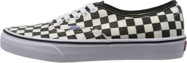 Vans Golden Coast Authentic (Golden Coast) Black/White Checker Men