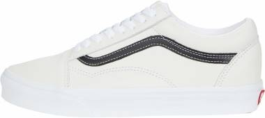 Vans Leather Old Skool - White (VN0A5AO92HM)