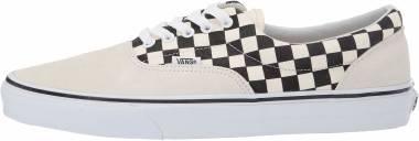 Vans Primary Check Era - Black/White