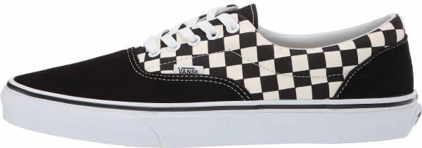 Vans Primary Check Era (Primary Check) Black/White