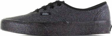 Vans Rainbow Glitter Authentic Black Glitter Men