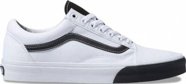 Vans Color Block Old Skool - True White / Black