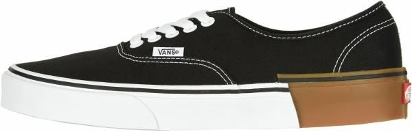 Vans Gum Block Authentic Black