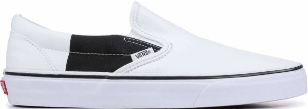 Vans Mega Checker Slip-on - BLACK White (VN0A38F7VMB)