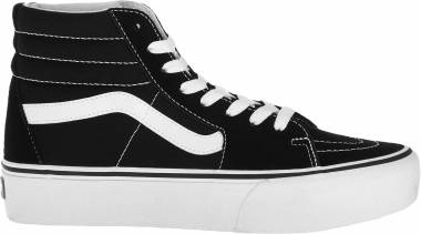 Vans SK8-Hi Platform 2.0 - Black / True White (VN0A3TKN6BT)