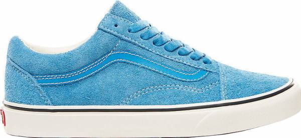 Vans Hairy Suede Old Skool Indigo Bunt