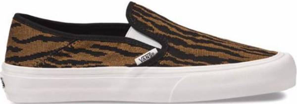Vans Woven Tiger Slip-On SF - vans-woven-tiger-slip-on-sf-36d1