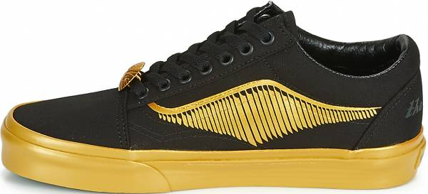 Vans x Harry Potter Old Skool - Golden Snitch/Black (Old Skool X Harry Potter)7399