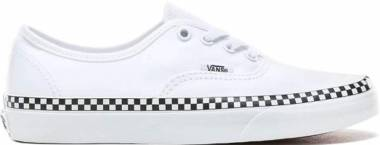 Vans Check Foxing Authentic - White (VN0A38EMVJU)