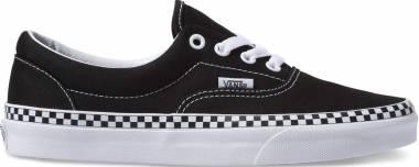 Vans Check Foxing Era - Negro