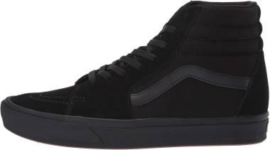 Vans ComfyCush SK8-Hi - Black / Black (VN0A3WMBVND)
