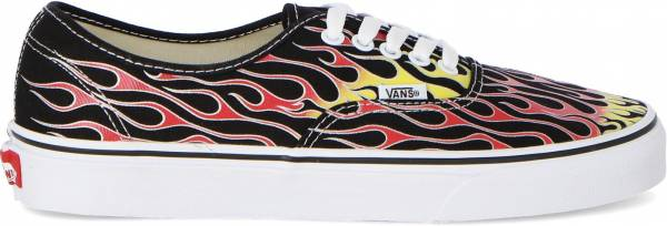Vans Flames Mash Up Authentic vans-flames-mash-up-authentic-f581