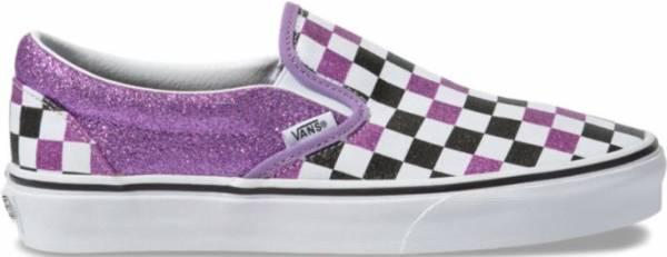 Buy Vans Glitter Checkerboard Slip-On