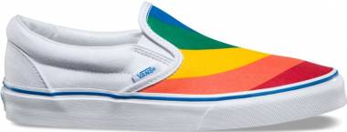 Vans Rainbow Slip-On - vans-rainbow-slip-on-a19a