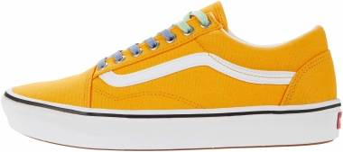 Vans ComfyCush Old Skool - Yellow (VN0A3WMA4BM)