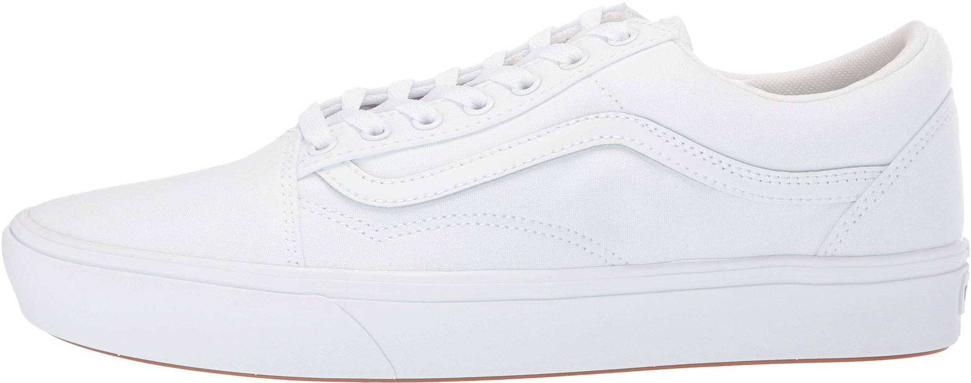 Save 10% on White Vans Sneakers (22