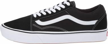 Vans ComfyCush Old Skool - Black (VN0A3WMAVNE)