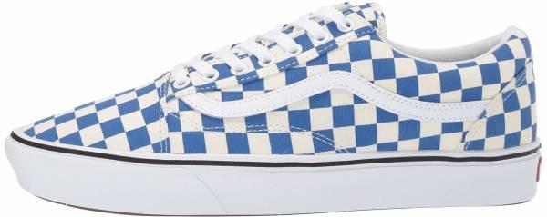 Vans ComfyCush Old Skool - Lapis Blue/True White (VN0A3WMAVNA)