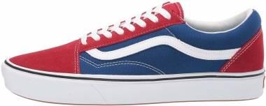 Vans ComfyCush Old Skool - Blue