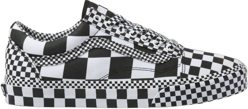 Vans All Over Checkerboard Old Skool