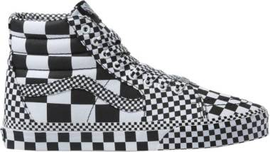 Vans All Over Checkerboard SK8-Hi - Unico