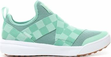 Vans Mega Check UltraRange Gore - Green Nepgreen