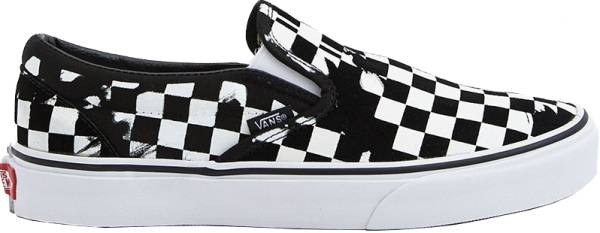Vans Overprint Check Classic Slip-On - vans-overprint-check-classic-slip-on-f871