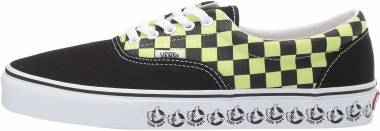 Vans BMX Era - Black Sharp Green (VN0A4BV4V3W)